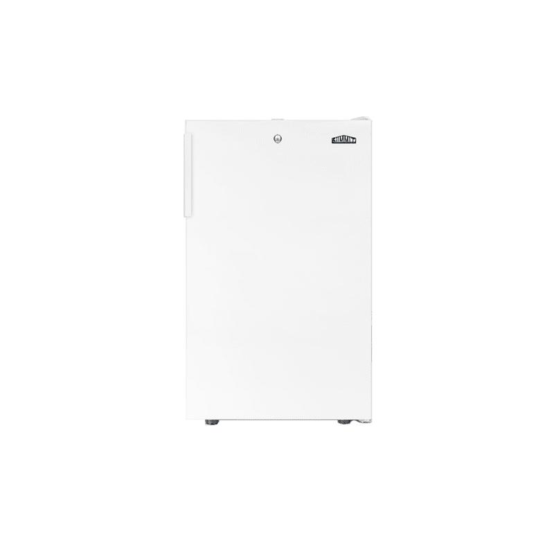 Summit FS407L 2.8 Cu. Ft. Freestanding Freezer with Drawers photo
