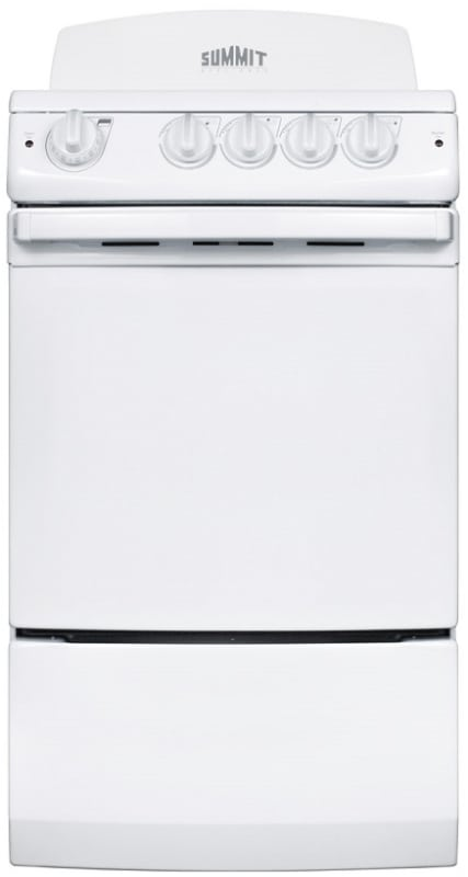 Summit RE20 20 Inch Wide 2.4 Cu. Ft. Capacity Free Standing Electric Range photo