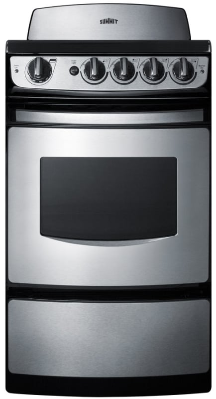 Summit REX20 20 Inch Wide 2.4 Cu. Ft. Capacity Free Standing Electric Range with photo