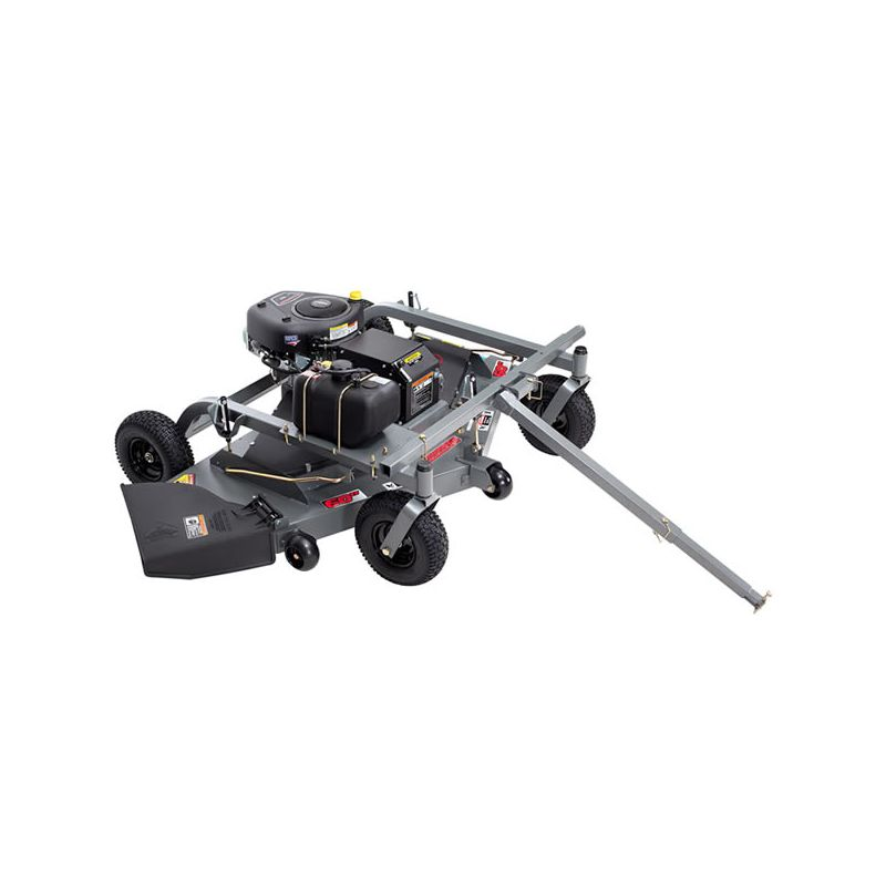 """Finish Cut Tow Behind 11-Gauge Trail Mower with 60"""""""" Cutting Wi - Swisher FC14560BS"""