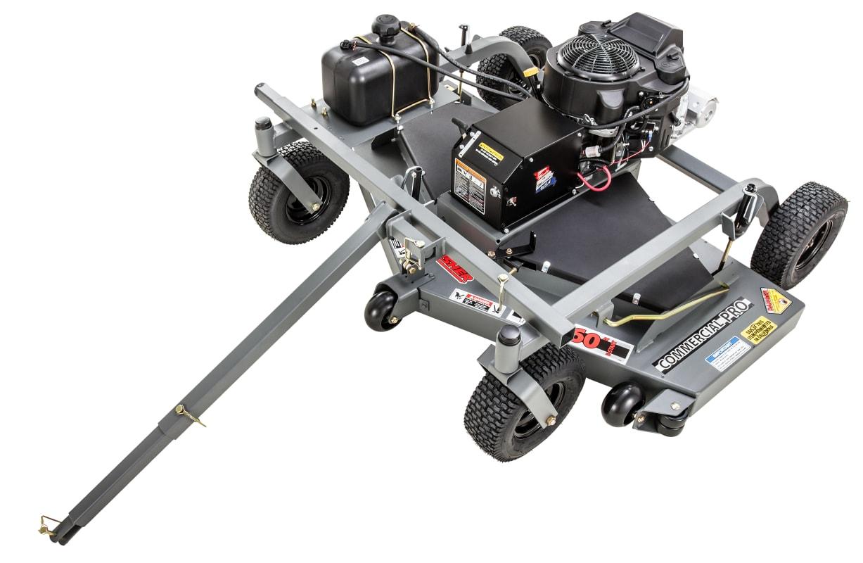 603cc 14.5 HP Kawasaki Engine Trail Mower with a 60 Inch - Swisher FC14560CPKA-CA