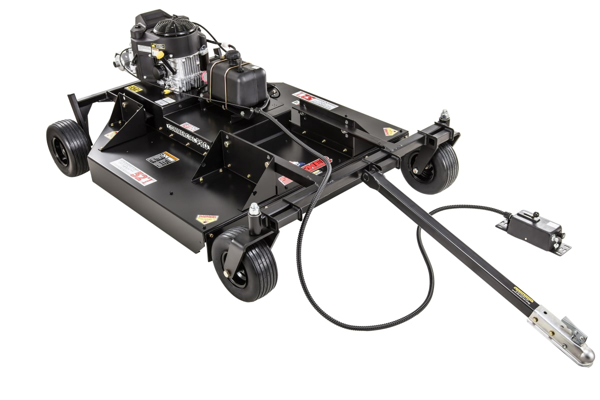 603cc 14.5 HP Kawasaki Engine Trail Mower with a 52 Inch - Swisher RC14552CPKA-CA