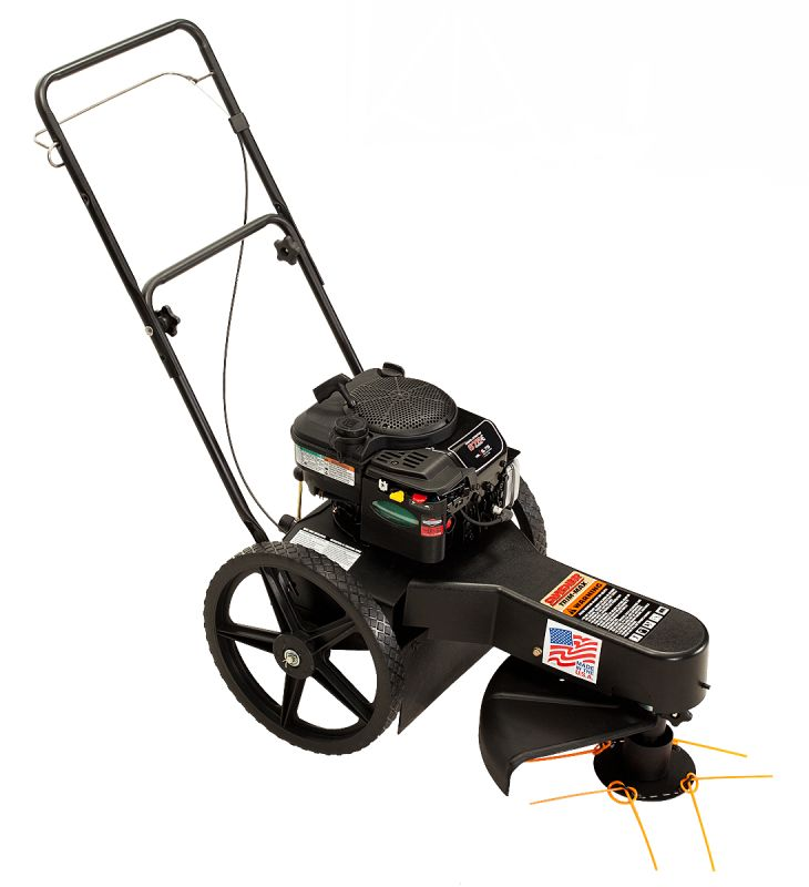 Swisher STD67522BS 22 Inch Deluxe Walk Behind Gas String Trimmer with a 190cc Br