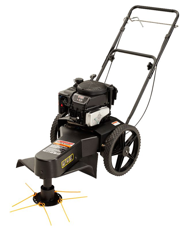 Swisher STP67522BS 22 Inch Self-Propelled Gas String Trimmer with a 190cc Briggs