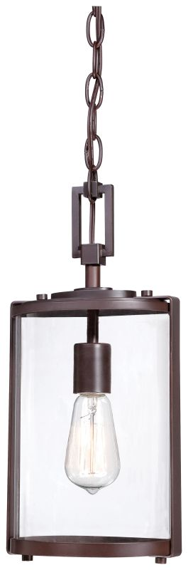 The Great Outdoors 73064-246 1 Light Small Pendant from the Ladera Collection