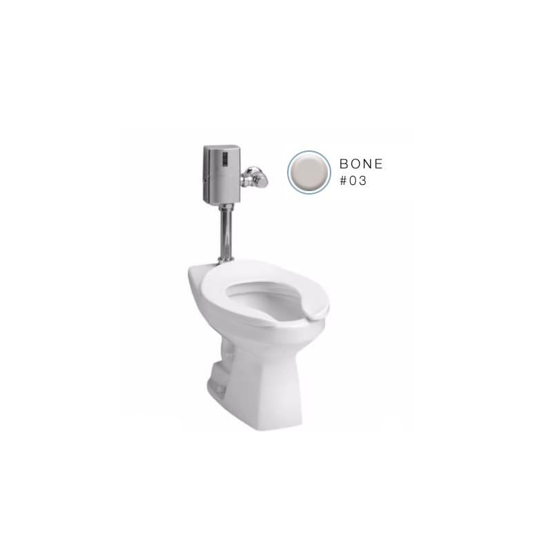 UPC 739268156456 - Toto CT705EN#03 Bone Flushometer Flushometer ...