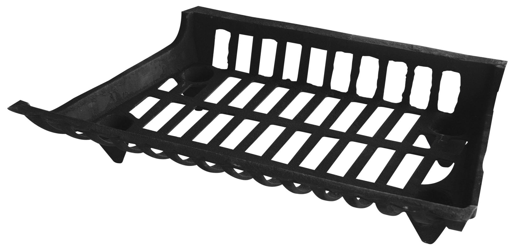 "Uniflame C-1533 Cast Iron 6"""" High 24"""" Cast Iron Grate"