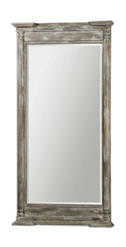 uttermost sarconi rectangular mirror