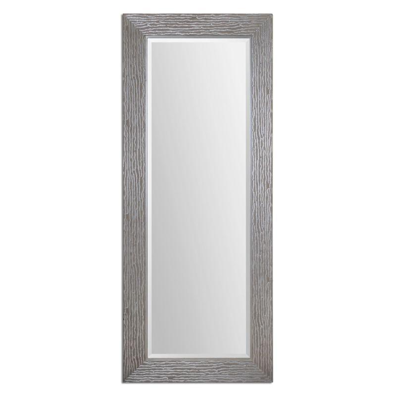 "Uttermost 14474 Amadeus 33.5""W x 81.5""H Rectangular Wall Mirror"