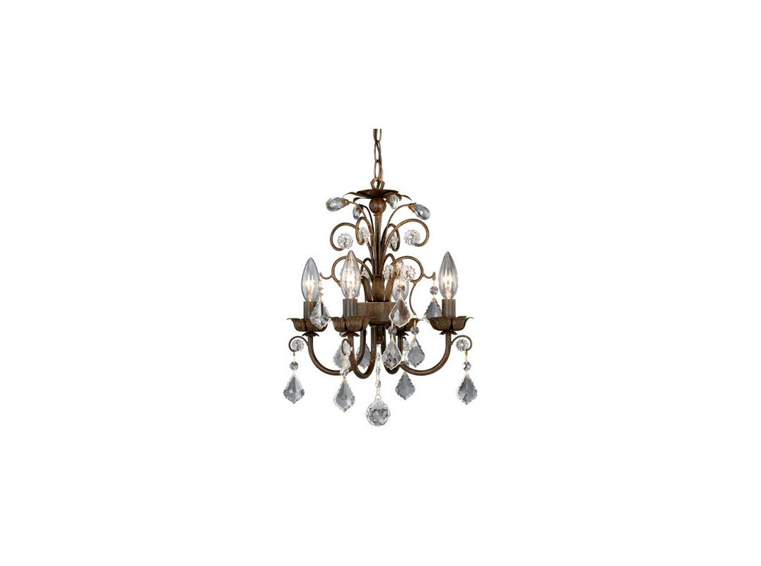 Mini Chandelier String Lights : Mini Chandelier - USA