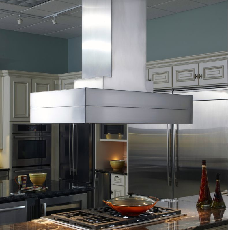 Vent-A-Hood CIEH9-242 Island Range Hood from the Contemporary Series