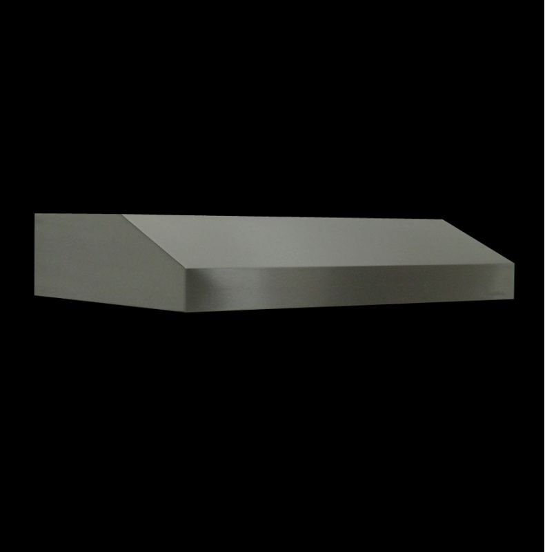 Vent-A-Hood PRH6-K30 30 Inch 250 CFM Under Cabinet Range Hood with Light