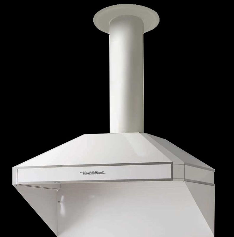 Vent-A-Hood AH12-130 300 CFM 12 Tall 30 Canopy Range Hood with a Single Blower