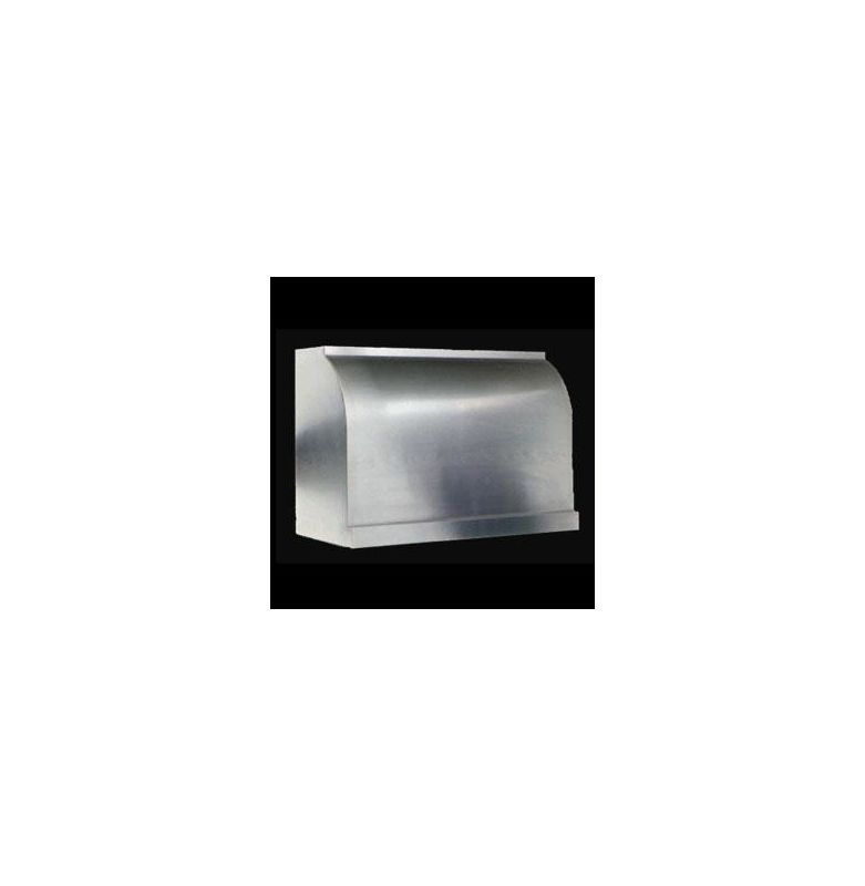 Vent-A-Hood CXH30-460 1200 CFM 60 Wall Mounted Range Hood with Halogen Lights a