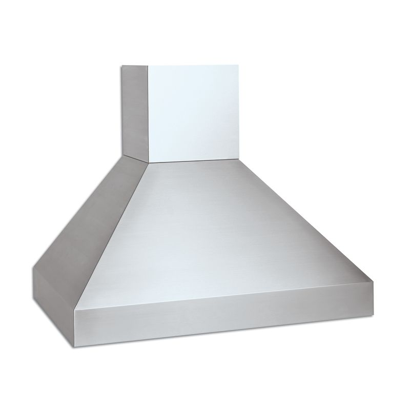 Vent-A-Hood EPITH18-448 1100 CFM 48 Island Mounted Range Hood with Halogen Ligh