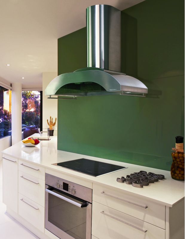 Vent-A-Hood GTH-K36 36 250 CFM Wall Mounted Range Hood with K Series Blower and