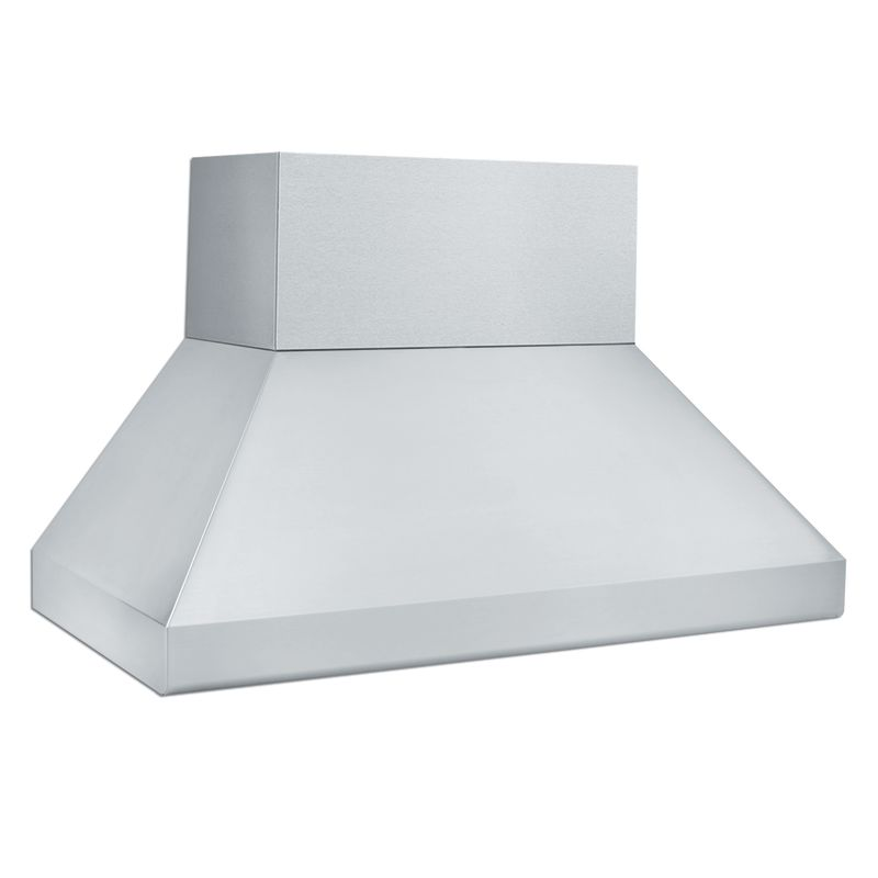 Vent-A-Hood NEPTH18-366 900 CFM 66 Euro-Style Wall Mounted Range Hood with Dual