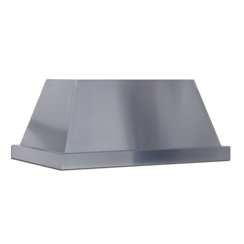 Vent-A-Hood PYH18-2+260 1100 CFM 60 Island Mounted Range Hood with Two Dual Bl