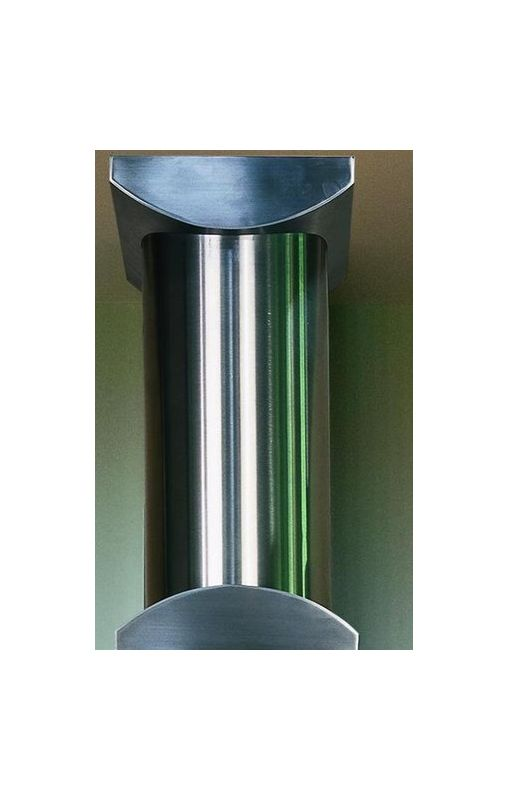 Vent-A-Hood RXL8 10 x 3 Round Stainless Steel Duct Collar for XLH12 Range Hood
