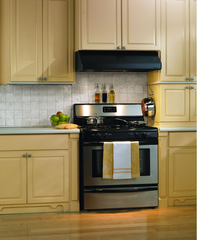 Vent-A-Hood SLH9-242 600 CFM 42 Under Cabinet Range Hood with Dual Blowers and