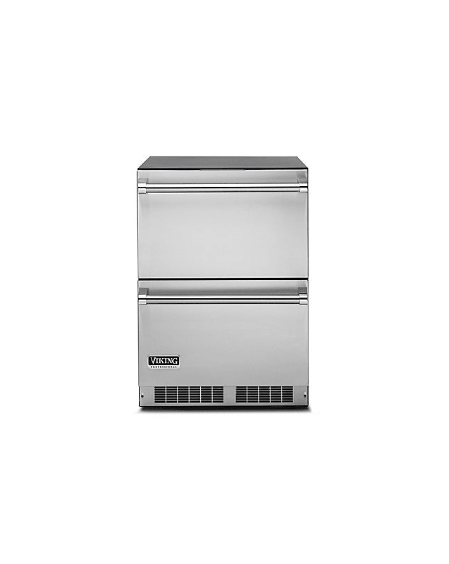 Viking VDUI5240D 24 Inch Wide 5.0 Cu. Ft. Energy Star Rated Under Counter Refrige photo