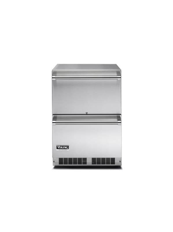Viking VDUO5240D 24 Inch Wide 5 Cu. Ft. Undercounter Outdoor Drawer Refrigerator photo