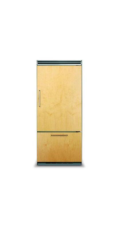 Viking FDBB5363ER 36 Inch Wide 20.4 Cu. Ft. Built-In Bottom Mount Refrigerator w photo