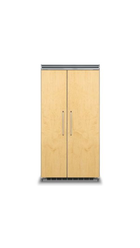 Viking FDSB5423 42 Inch Wide 25.32 Cu. Ft. Energy Star Rated Built-In Side By Si photo
