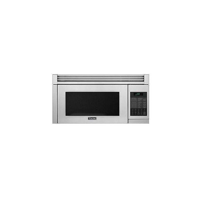 Viking RVMHC330 30 Inch Wide 1.1 Cu. Ft. Over-the-Range Microwave with Multiple photo