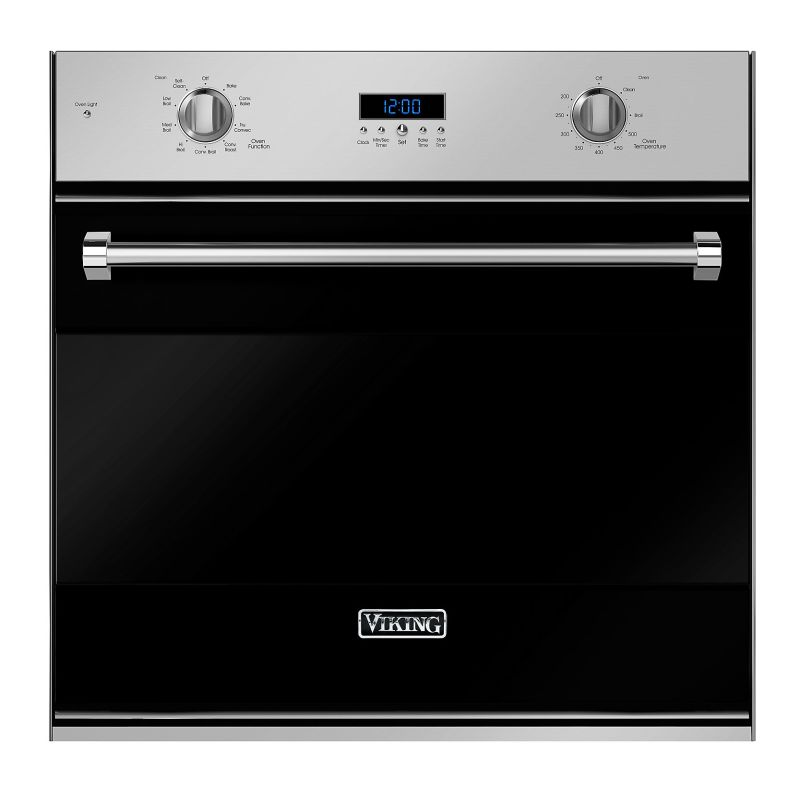 Viking RVSOE330 30 Inch Wide 3.8 Cu. Ft. Single Electric Oven with Concealed Bak photo