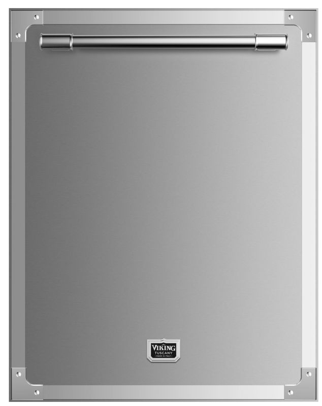 Viking TVDDP24 24 Inch Wide Dishwasher Custom Panel Kit with for use with FDW Di photo