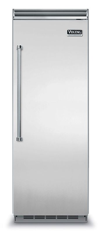 Viking VCFB5303R 30 Inch Wide 15.9 Cu. Ft. Built-In Upright Freezer with ProChil photo