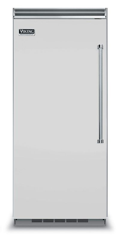Viking VCFB5363L 36 Inch Wide 19.2 Cu. Ft. Built-In Upright Freezer with ProChil photo