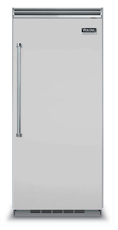 Viking VCFB5363R 36 Inch Wide 19.2 Cu. Ft. Built-In Upright Freezer with ProChil photo