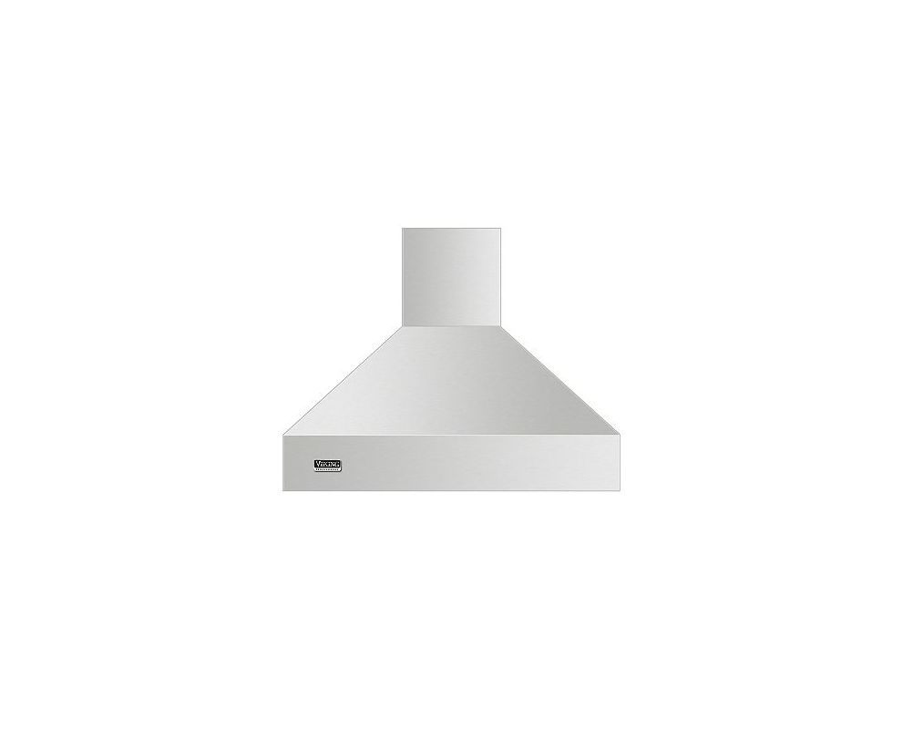 Viking VCIH55408 460 CFM 54 Inch Wide Island Range Hood with Heat Sensor and Bri photo