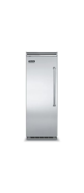 Viking VCRB5303L 30 Inch Wide 18.4 Cu. Ft. Built-In All Refrigerator with ProChi photo