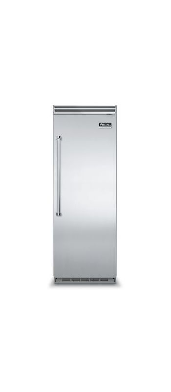 Viking VCRB5303R 30 Inch Wide 18.4 Cu. Ft. Built-In All Refrigerator with ProChi photo