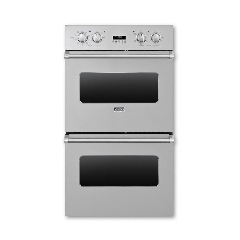 Viking VEDO1302 30 Inch Wide 8.6 Cu. Ft. Double Electric Oven with Vari-Speed™ D photo