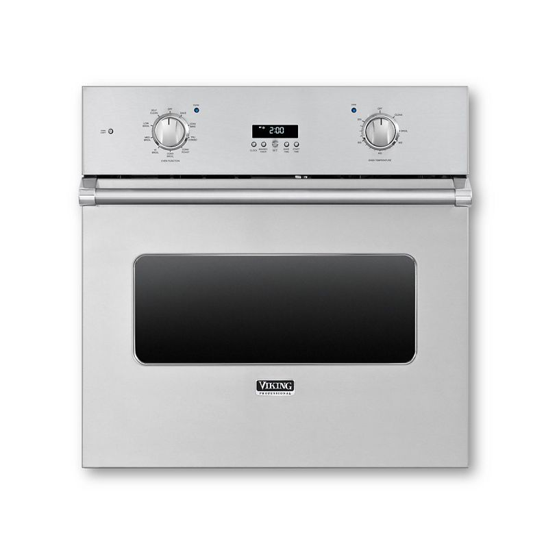 Viking VESO1302 30 Inch Wide 4.1 Cu. Ft. Single Electric Oven with Vari-Speed™ D photo