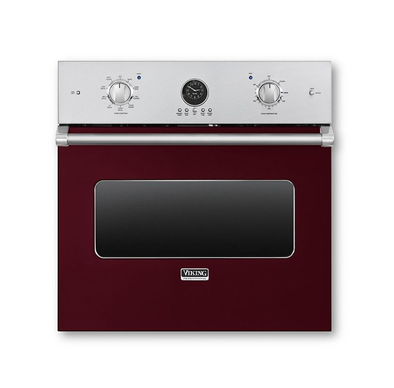 Viking VESO5302 30 Inch Wide 4.1 Cu. Ft. Single Electric Oven with TruGlide™ Ful photo