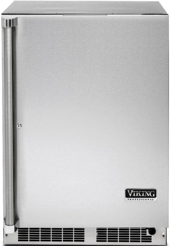 Viking VRUO5240DR 24 Inch Wide Undercounter Refrigerator with Dynamic Cooling Te photo