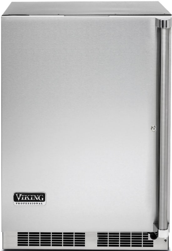 Viking VRUO5240DL 24 Inch Wide Solid Door Undercounter Refrigerator photo