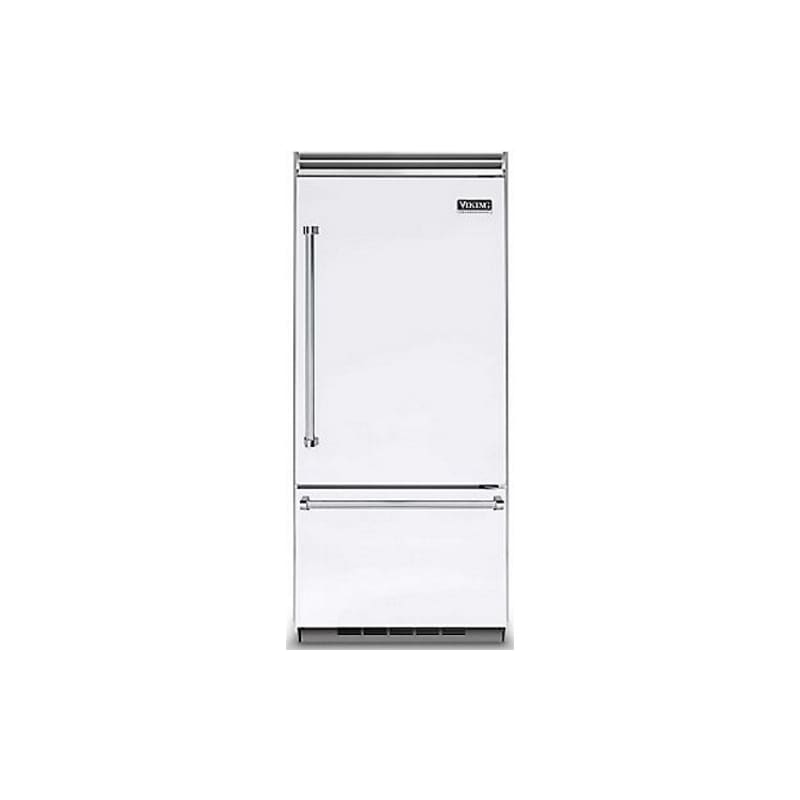 Viking VCBB5363E 36 Inch Wide 20.4 Ct. Ft. Bottom Freezer Refrigerator from the photo