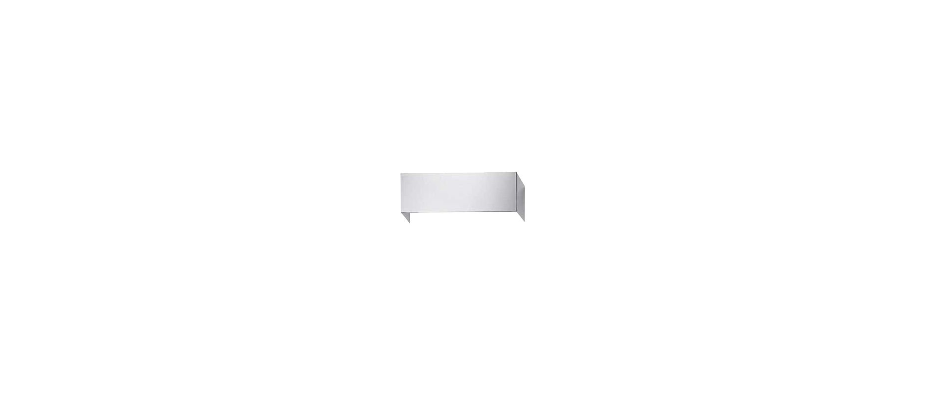 Viking DCW36 36 Inch Wide Duct Cover for Wall Mounted Range Hoods photo
