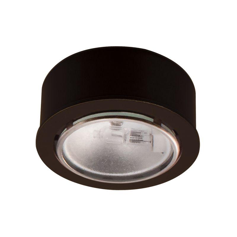wac lighting hr 86 263 wide 1 light low voltage under cabinet puck. Black Bedroom Furniture Sets. Home Design Ideas