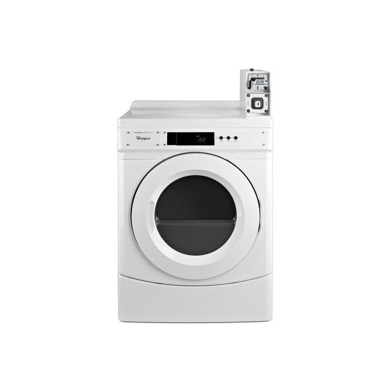 Whirlpool CED9050A 27 Inch Wide 6.7 Cu. Ft. Commercial Electric Dryer with with photo