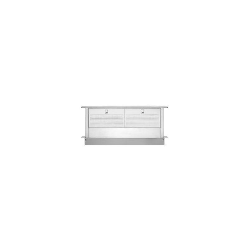Whirlpool UXD8630DY 600 CFM 30 Inch Wide Stainless Steel Downdraft Range Hood wi photo