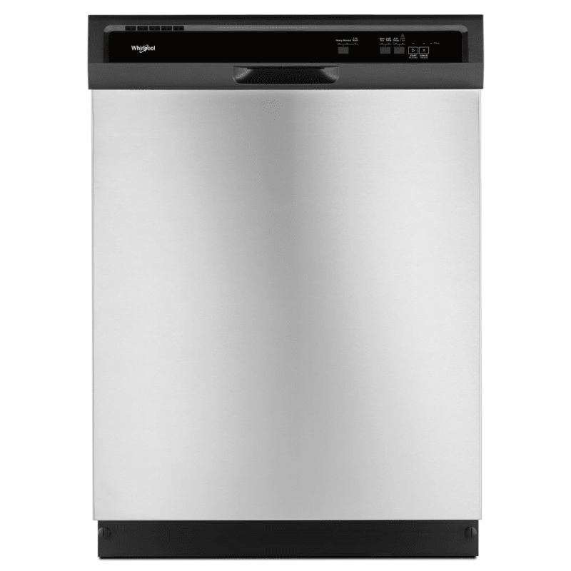 Whirlpool WDF331PAH 24 Inch Wide 13 Place Setting Energy Star Rated Built-In Ful photo