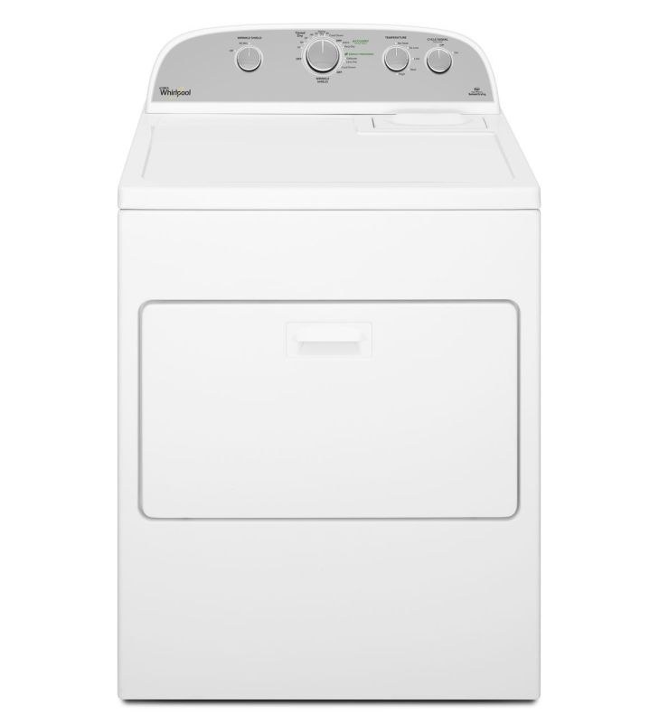 Whirlpool WED5000DW 7.0 Cu. Ft. Cabrio® Series HE Electric Dryer photo