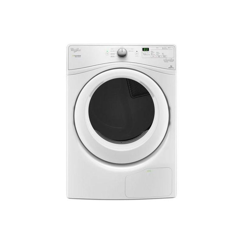 Whirlpool WED7990F 27 Inch Wide 7.4 Cu. Ft. Energy Star Rated Electric Dryer wit photo